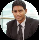 Ashwin Jeyapalasingam, Cofounder & COO, CatchThatBus